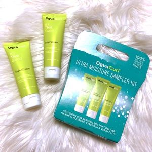 DevaCurl Sampler Kit & Super Cream Bundle